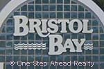 sign for Bristol Bay