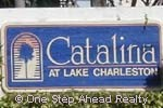 sign for Catalina